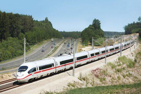 Propojení měst a regionů přechází ze silnic a dálnic na železnice. Pramen: Siemens