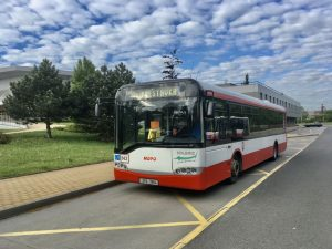 Nová vozidla ze soutěže nahradí v Opavě autobusy Solaris Urbino z let 2004-2006. Foto: MDPO
