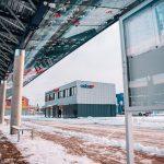 Nové autobusové nádraží v Šumperku. Pramen: Město Šumperk a Ostra Group