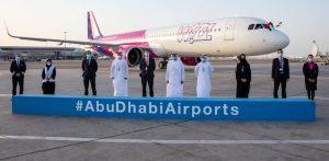 Premiéra Wizz Air Abu Dhabi. Foto: Wizz Air