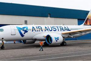 Nový Airbus A220-300 pro Air Austral. Foto: Airbus