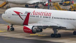Boeing 767 v barvách Austrian. Foto: Florian Klebl / Flickr.com