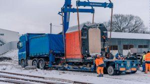 První nové elektrické jednotky od Stadleru pro ZSSK a její provoz v Tatrách. Foto: ZSSK