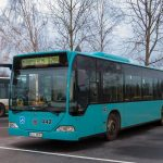 Autobus Mercedes-Benz Citaro v Liberci. Foto: Petr Dvorský