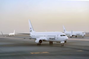 Boeing 737-800 společnosti Air Explore. Foto: Air Explore