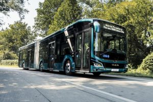 Elektrobus MAN Lion's City. Foto: MAN