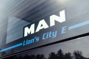 Elektrobus MAN Lion's City. Foto: MAN