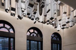 Moynihan Train Hall v New Yorku. Foto: Úřad guvernéra New Yorku Andrew Cuoma