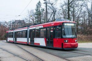 Tramvaj GT8N po modernizaci. Foto: VAG