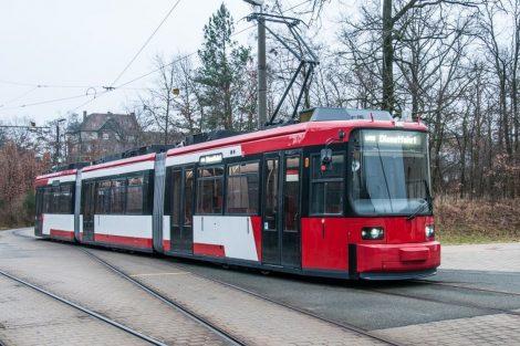 Tramvaj GT6N po modernizaci. Foto: VAG