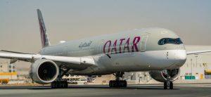 Airbus A350-900 společnosti Qatar Airways. Foto: Qatar Airways