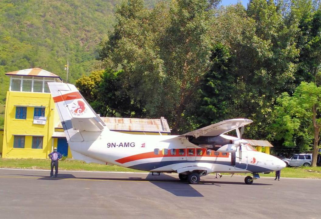 L410 společnosti Summit Air. Foto: Summit Air