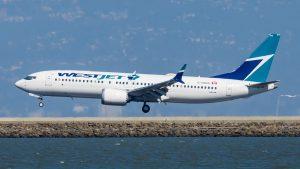 Boeing 737 MAX 8 společnosti WestJet. Foto: Collin Brown Photography / Flickr.com