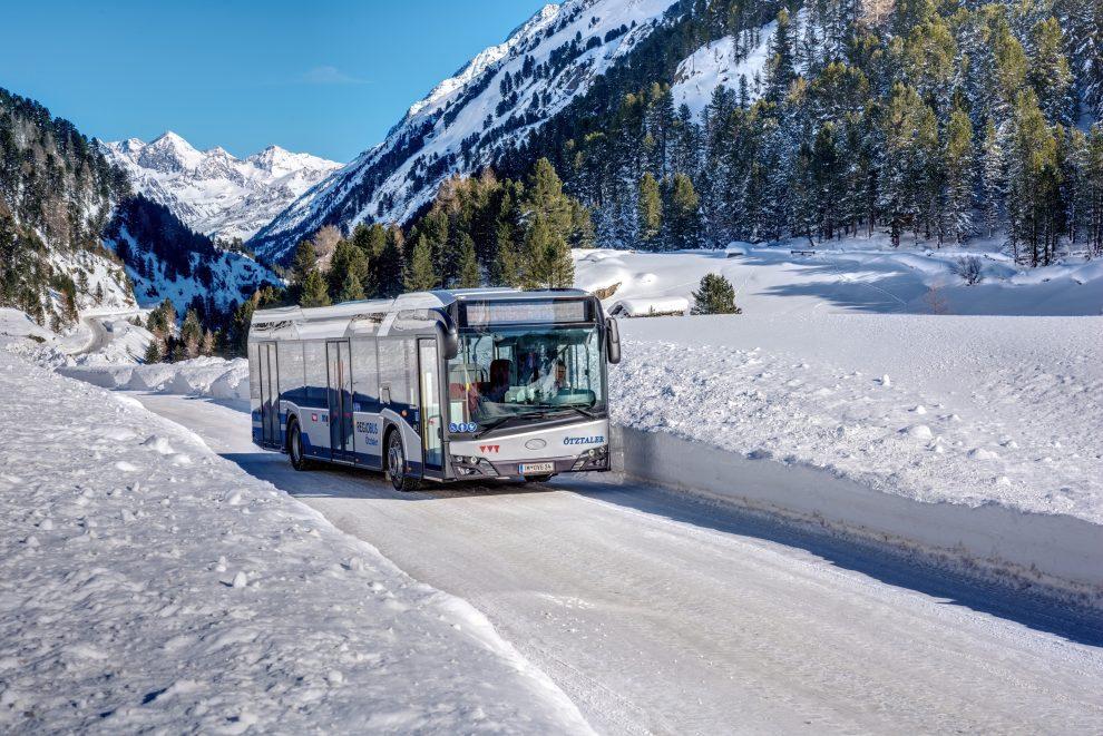 Autobus Solaris Urbino 12. Pramen: Solaris