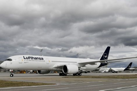 Airbus A350-900 společnosti Lufthansa. Foto: Lufthansa