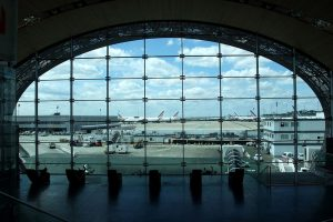 Letiště Roissy - Charles de Gaulle. Foto: Optronic / Flickr.com