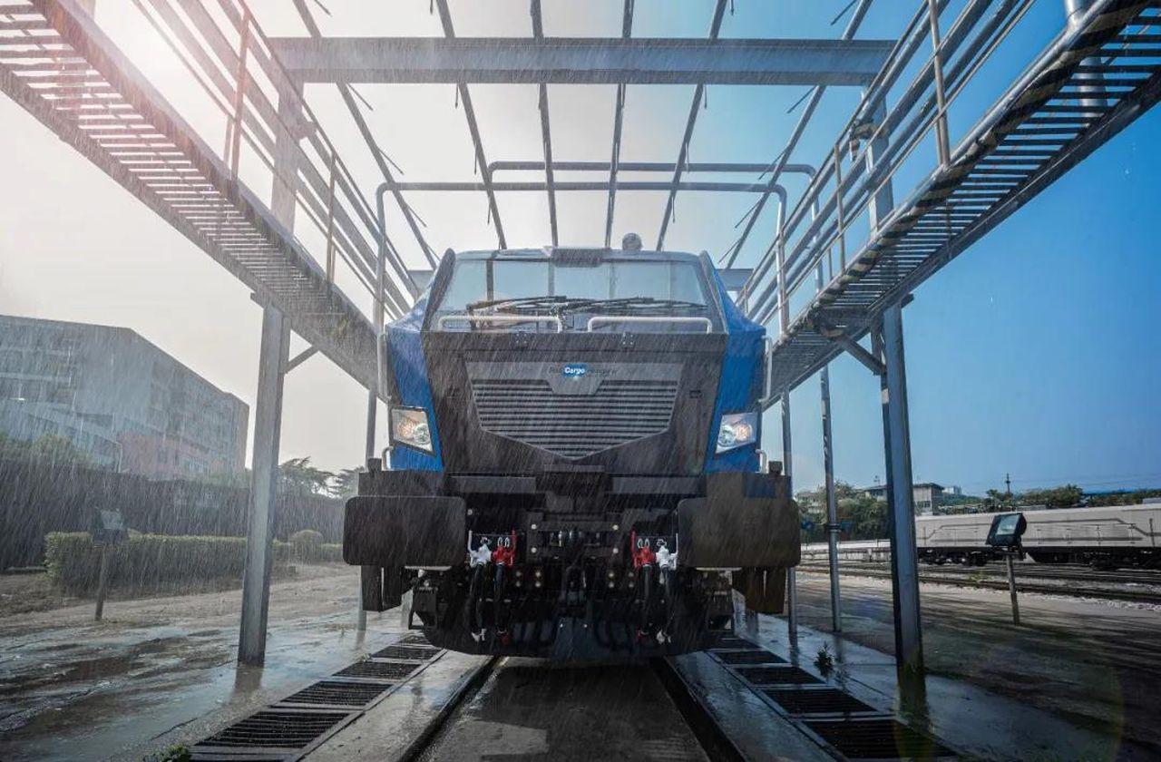 Nová lokomotiva od CRRC pro Rail Cargo Hungary