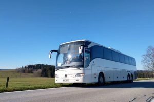 Autobus Mercedes-Benz společnosti Enjoy Europe. Foto: Enjoy Europe