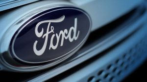 Logo automobilky Ford. Foto: Ford