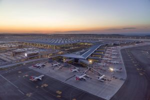 Letiště v Istanbulu. Foto: IST I