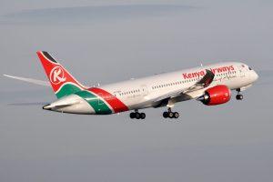 Boeing 787 společnosti Kenya Airways. Foto: Eric Salard / Flickr.com