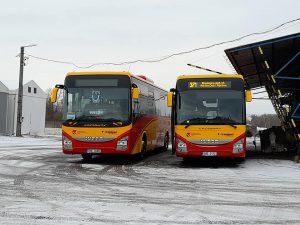 Nové autobusy pro Královéhradecký kraj. Foto: FB Veřejná doprava Královéhradeckého kraje