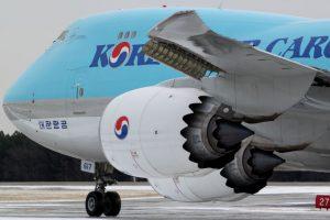 Boeing 747 společnosti Korean Air Cargo. Foto: John Murphy / Flickr.com