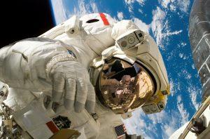 Kosmonaut, ilustrační foto. Pramen: MDČR