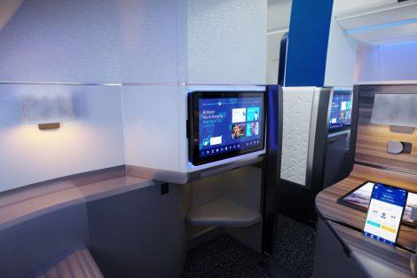 Nová podoba třídy Mint pro A321LR společnosti JetBlue. Foto: JetBlue