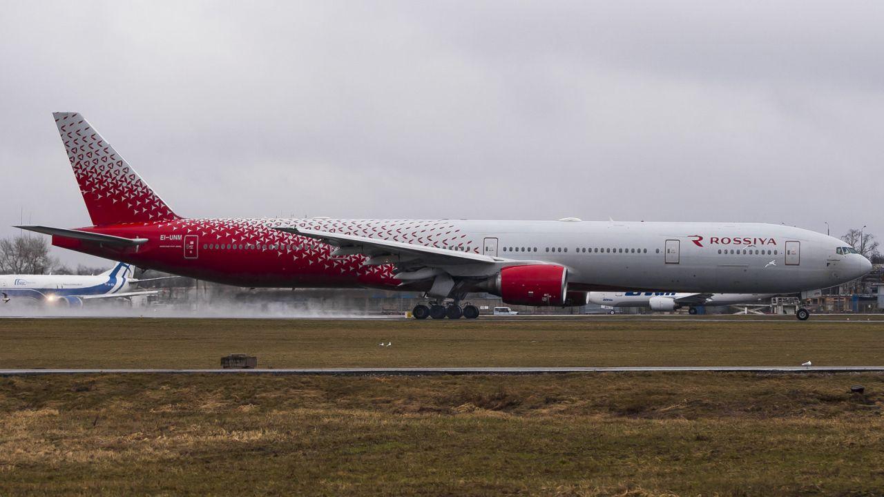 Boeing 777-300 společnosti Rossiya Airlines. Foto: Papas Dos / Flickr.com