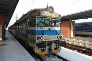 Olomoucká jednotka 460 bude nahrazena novými RegioPantery. Autor: Zdopravy.cz/Jan Šindelář