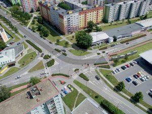 Vizualizace nové tramvajové trati v Olomouci. Foto: Olomouc.eu