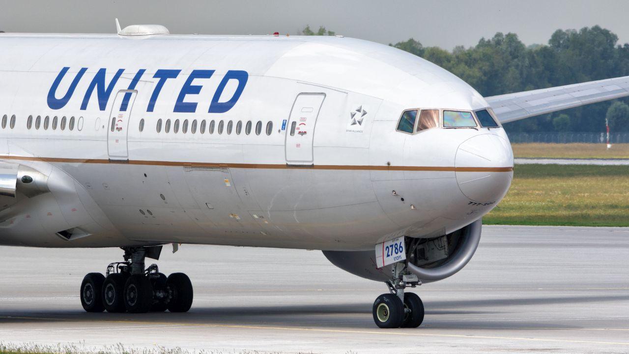 Boeing 777-200 společnosti United Airlines. Foto: Florian Klebl /Flickr.com