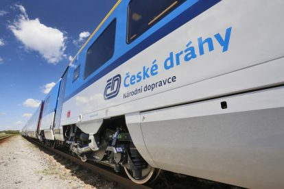 Nové vozy Siemens-Škoda. Pramen: České dráhy