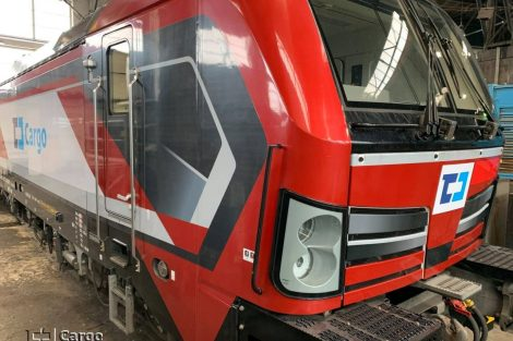 Siemens Vectron pro ČD Cargo od MRCE. Foto: ČD Cargo