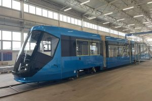 Tramvaj 16T po úpravách. Foto: MPK Wrocław