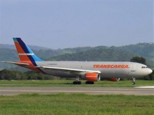 Airbus A300 společnosti Transcarga International Airlines. Foto: Svva.aviation / Wikimedia Commons
