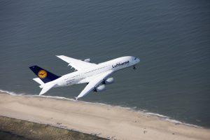 Airbus A380 v barvách Lufthansy. Foto: Lufthansa