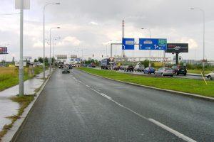 Průmyslová ulice u Štěrbohol. Foto: Packa / Wikimedia Commons