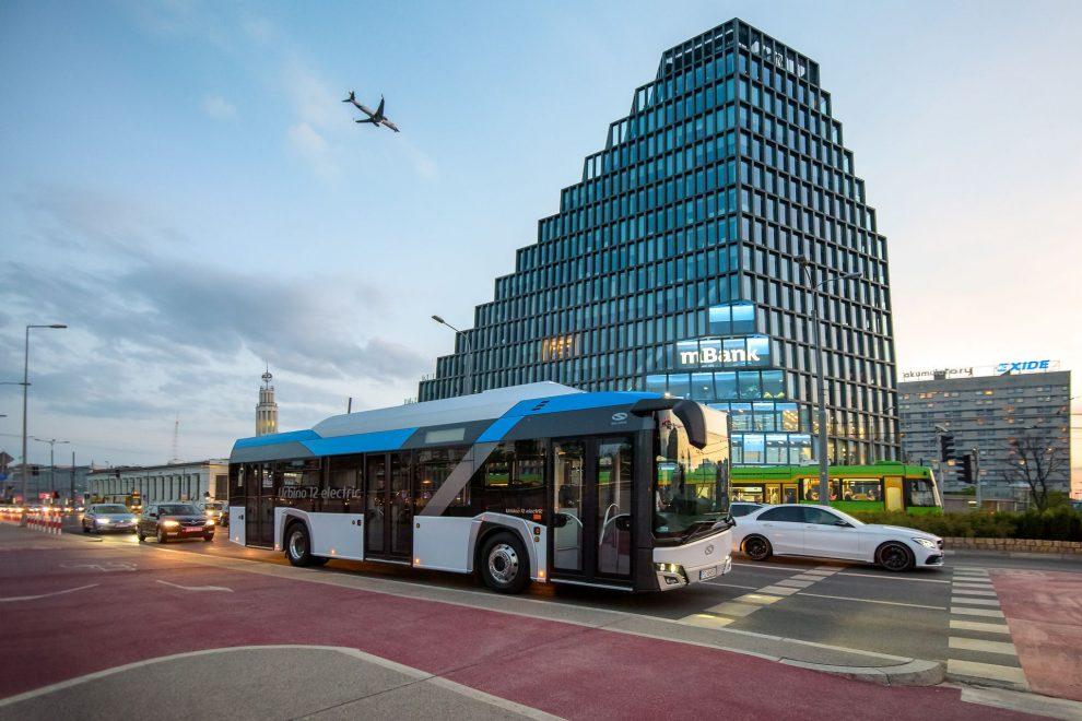 Elektrobus Solaris Urbino. Pramen: Solaris