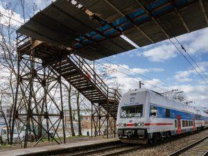 Vlaky ve Strašnicích jsou už minulostí. Pramen: ROPID