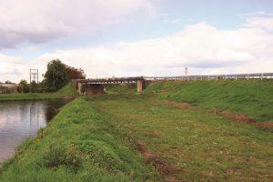 Starý most Vrbno. Pramen: ŘVC