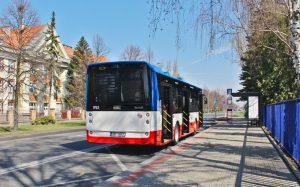 Autobus BMC Procity 10.6. Foto: Ropid