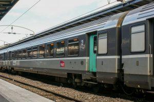 Osobní vozy Corail francouzských drah SNCF. Foto: Albert Koch / Flickr.com