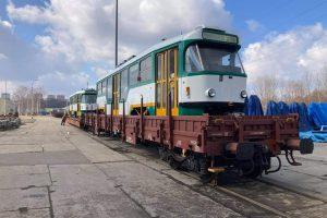 Tramvaje T3R pro Dopravní podnik měst Liberce a Jablonce nad Nisou (DPMLJ) po generální opravě. Foto: Ekova Electric