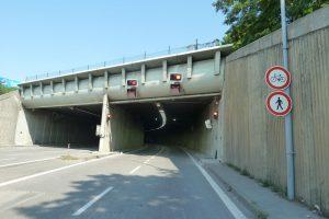 Husovický tunel. Foto: ŘSD
