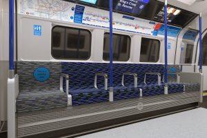 Nové soupravy metra pro Londýn. Foto: Siemens Mobility