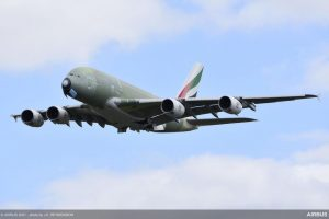 Poslední vyrobený Airbus A380. Foto: Airbus