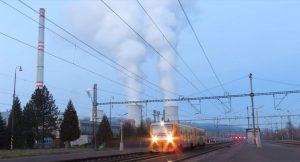 Stanice Kadaň-Prunéřov. Foto: Správa železnic