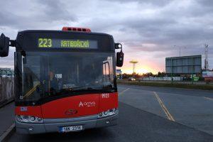 Autobus v systému Pražské integrované dopravy. Foto: Ropid
